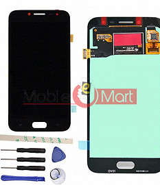 Lcd Display With Touch Screen Digitizer Panel For Samsung Galaxy J2 Pro (TFT)