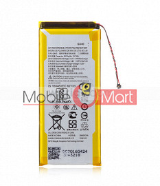 Ajah Mobile Battery For Motorola Moto G4 Plus