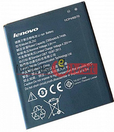 Mobile Battery For Lenovo A6000