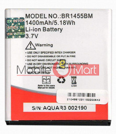 Mobile Battery For Intex Aqua R3