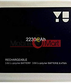 Mobile Battery For Micromax Yuphoria YU5010