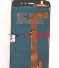 Lcd Display With Touch Screen Digitizer Panel For Intex Aqua Lions X1
