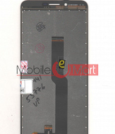 Lcd Display With Touch Screen Digitizer Panel For iVoomi i1s