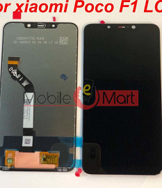 Lcd Display With Touch Screen Digitizer Panel For Xiaomi Poco F1