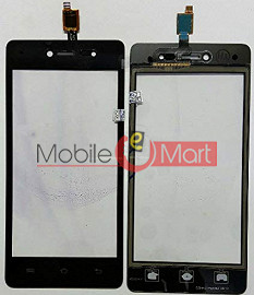 Touch Screen Digitizer For Lava Iris 702