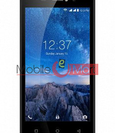 Lcd Display With Touch Screen Digitizer Panel For Intex Aqua Amaze Plus
