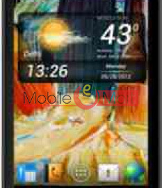 Lcd Display Screen For Micromax A90s