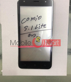 Touch Screen Digitizer For Comio S1 Lite