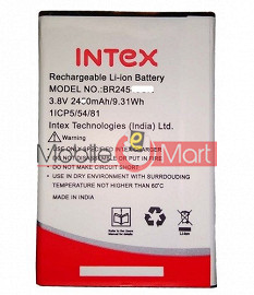 Mobile Battery For Intex Aqua Lions 2