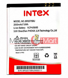 Mobile Battery For Intex Aqua Q7