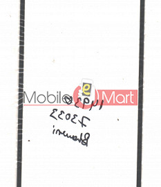Touch Screen Glass For Infinix Hot S3