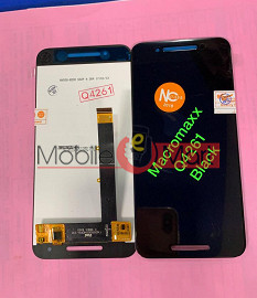 Lcd Display With Touch Screen Digitizer Panel For Micromax Q4261