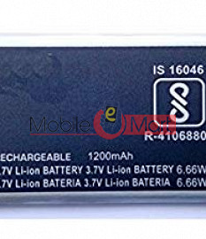 Mobile Battery For Micromax Bolt Supreme Q300
