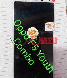 Lcd Display With Touch Screen Digitizer Panel For Oppo F5 Youth