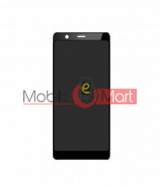 Lcd Display With Touch Screen Digitizer Panel For Nokia 5.1