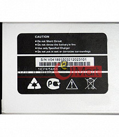 Mobile Battery For Micromax X1850