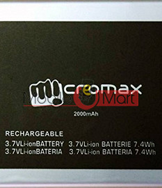 Mobile Battery For Micromax Canvas Xpress 4G Q413