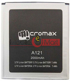 Mobile Battery For Micromax X705