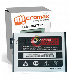 Mobile Battery For Micromax Yunicorn YU5530
