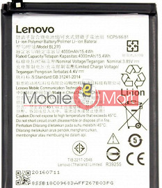 Mobile Battery For Lenovo K6 Power