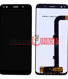 Lcd Display With Touch Screen Digitizer Panel For Micromax Canvas 1 C1A HD+