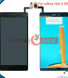 Lcd Display With Touch Screen Digitizer Panel For Infinix Hot 4 Pro