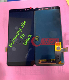 Lcd Display With Touch Screen Digitizer Panel For Samsung Galaxy A8 Plus 2018
