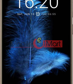 Lcd Display With Touch Screen Digitizer Panel For InFocus Turbo 5s