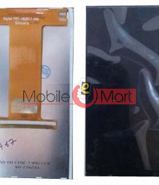 New LCD Display Screen For Micromax A67