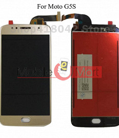 Lcd Display With Touch Screen Digitizer Panel For Moto G5S