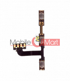 Power On Off Volume Button Key Flex Cable For Xiaomi Redmi Note 5 Pro