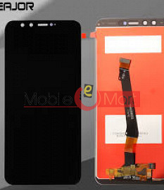Lcd Display With Touch Screen Digitizer Panel For Huawei Honor 9 Lite with frame