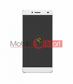Lcd Display With Touch Screen Digitizer Panel For New Intex Aqua Freedom