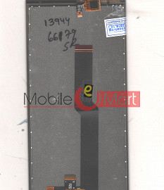 Lcd Display With Touch Screen Digitizer Panel For iVoomi i1
