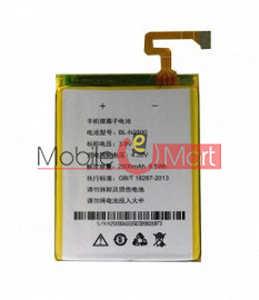 Mobile Battery For Gionee Elife E7 GN9002