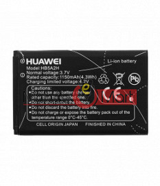 Mobile Battery For Huawei HB5A2H Huawei U7510 U8100 U8110 T552 U7519 U7520
