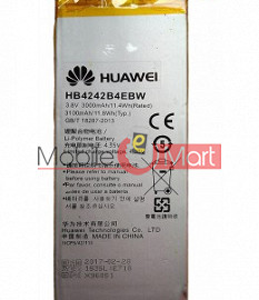 Mobile Battery For Huawei Honor 4X