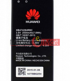 Mobile Battery For Huawei Honor Holly