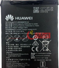 Mobile Battery For Huawei Nova 3i