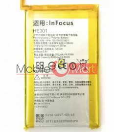 Mobile Battery For InFocus M350