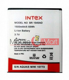 Mobile Battery For Intex Aqua i5 Mini