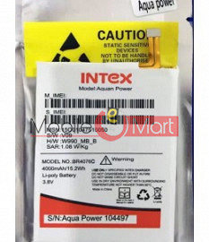Mobile Battery For Intex Aqua Power
