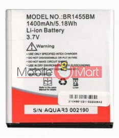 Mobile Battery For Intex Aqua R4 Plus
