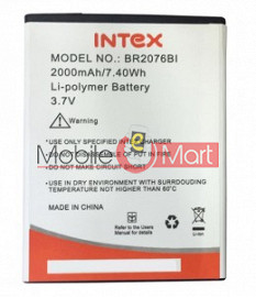 Mobile Battery For Intex Aqua Sense 5.0