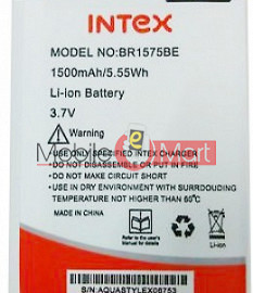 Mobile Battery For Intex Aqua Style X