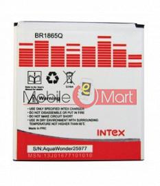 Mobile Battery For Intex Aqua Wonder