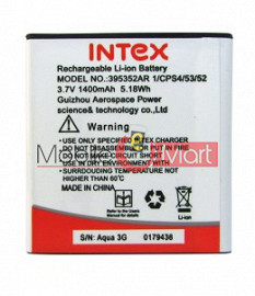 Mobile Battery For Intex Cloud 3G Candy