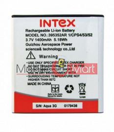 Mobile Battery For Intex Cloud 3G Gem