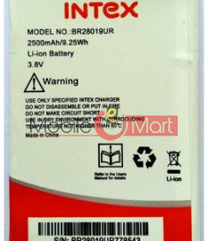 Mobile Battery For Intex Cloud N