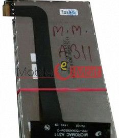 Lcd Display Screen For Micromax Canvas Nitro A311